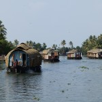 Houseboating at  Alappuzha - Venesia of The East